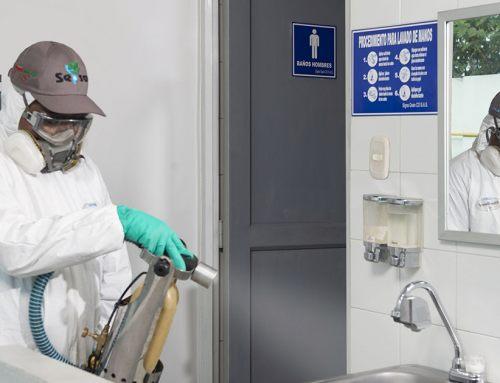 ¿Por qué es importante contratar los servicios de desinfección de empresas en Barranquilla?